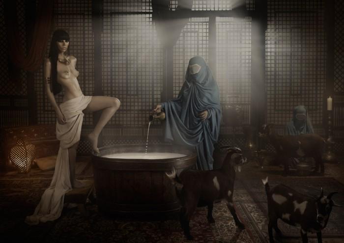 Burka |Gonzaga Manso