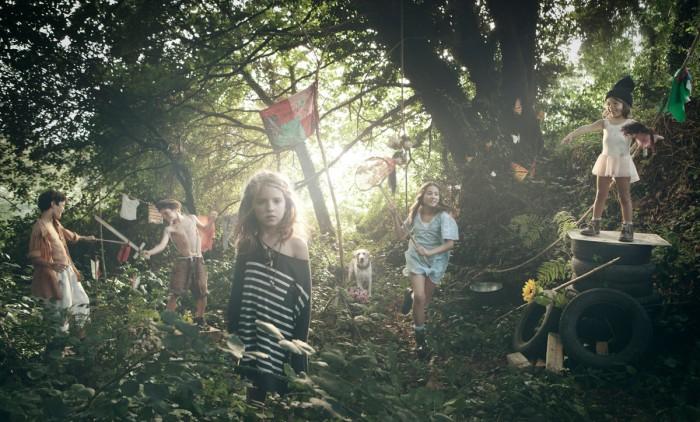 Niños perdidos | Gonzaga Manso